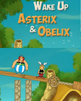 Wake Up Asterix and Obelix walkthrough.