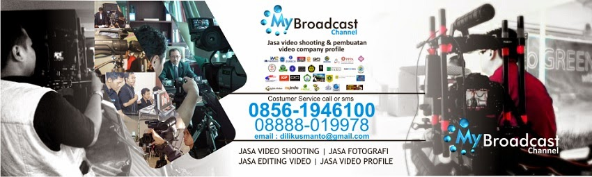 PAKET VIDEO SHOOTING