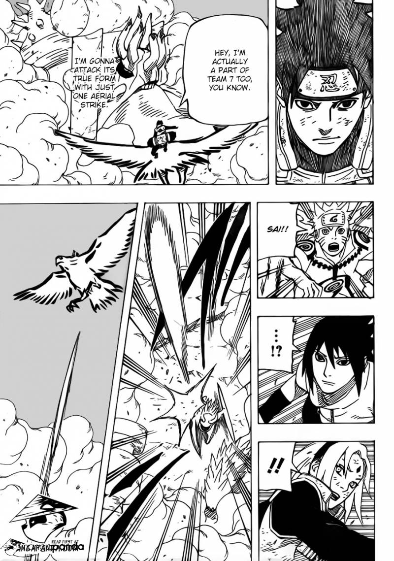 15, Naruto chapter 633   NarutoSub