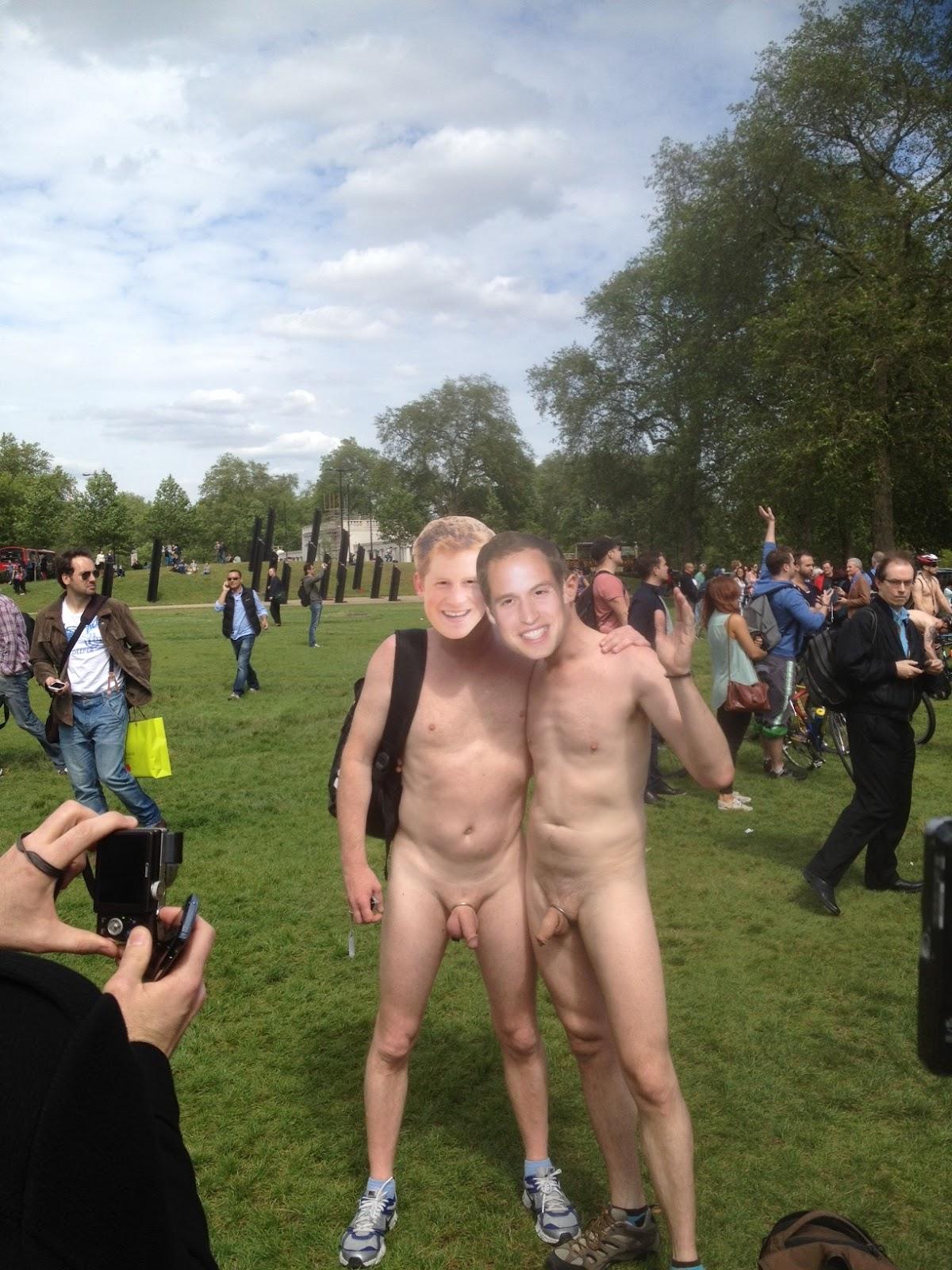 Naked biking tgp #2