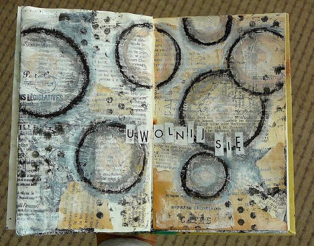 art journalowy wpis