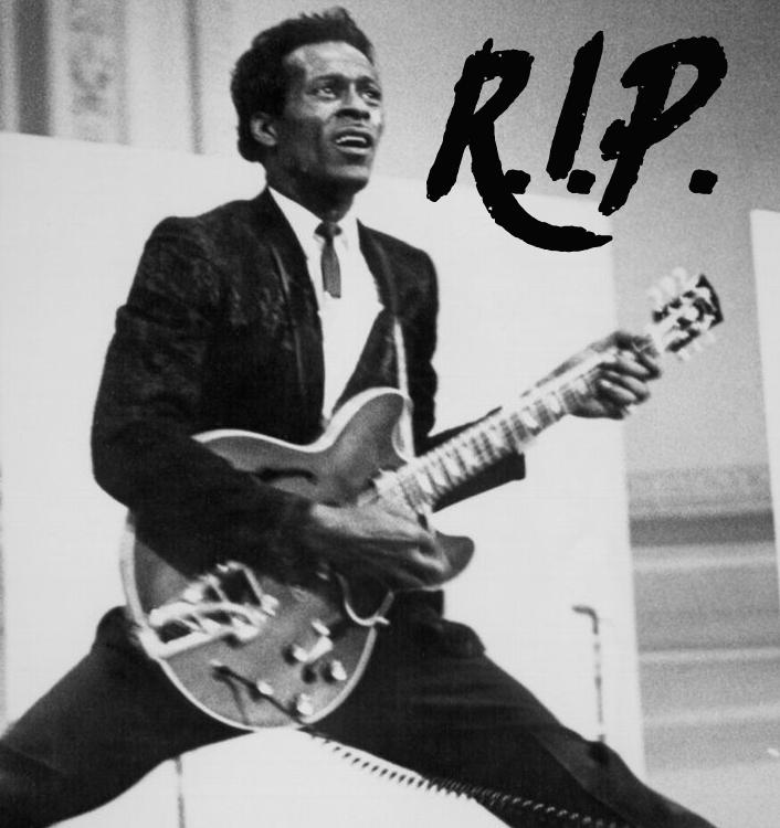 Chuck Berry 1926 - 2017