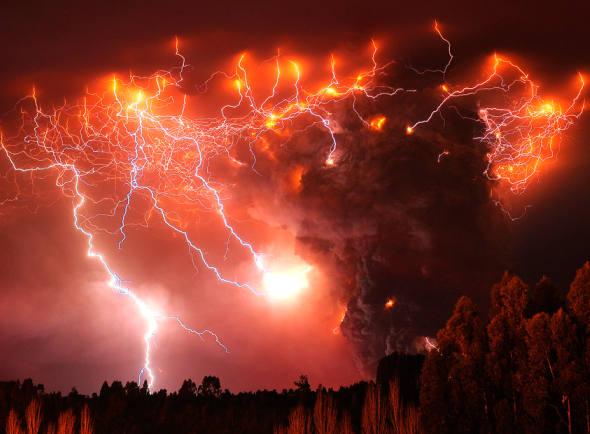 Vulcão Puyehue - Chile