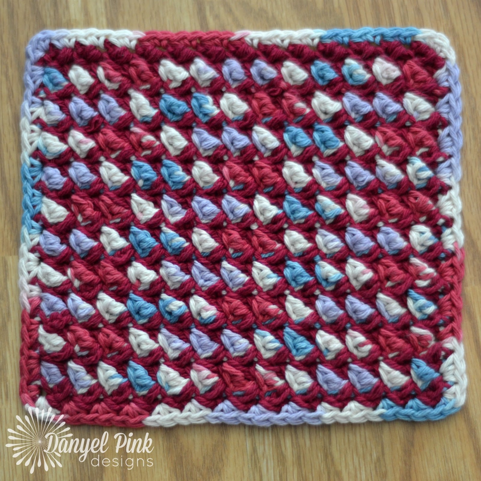 Danyel Pink Designs: CROCHET PATTERN - Coastline Cloth
