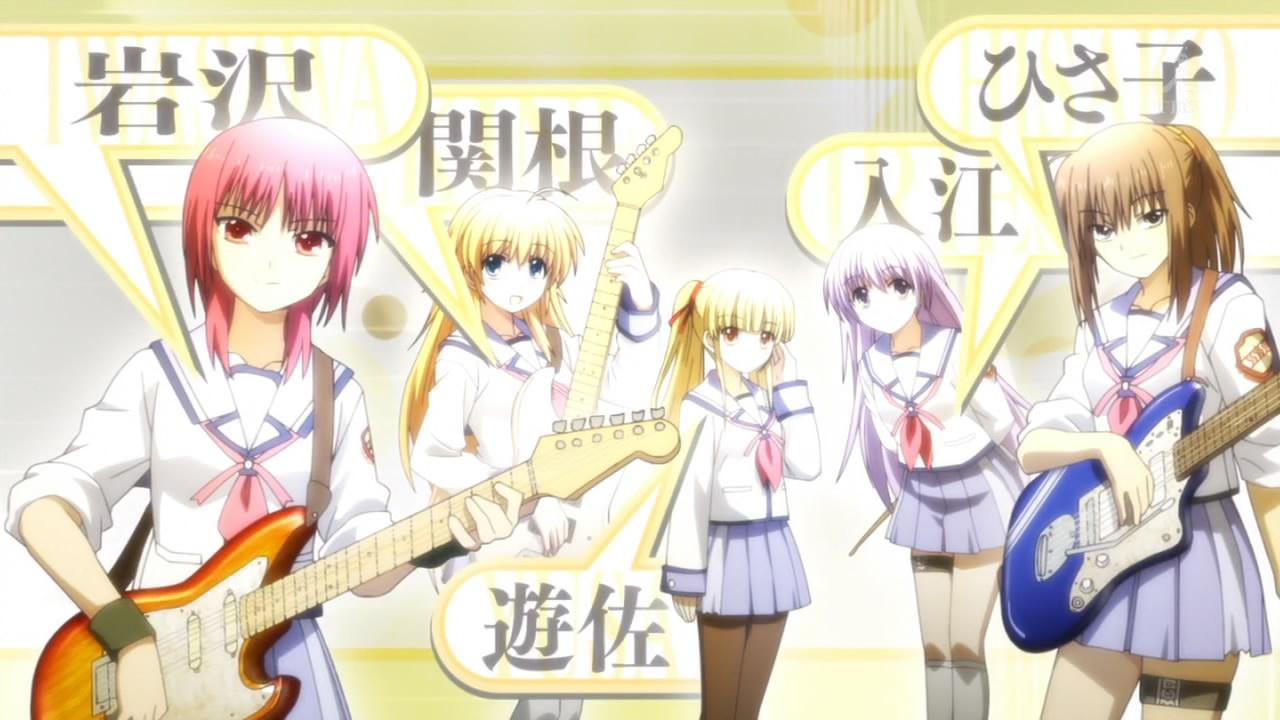 Chord Guitar Morning Dreamer Girls Dead Monster Arsipshare
