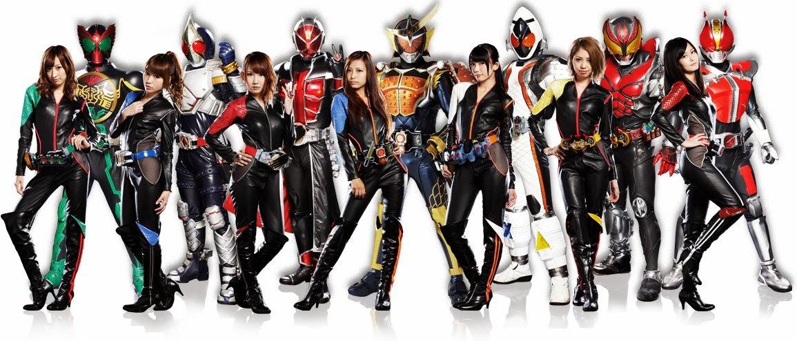 Kamen Riders' Single Main Forms - Kamen Rider Wiki - Wikia