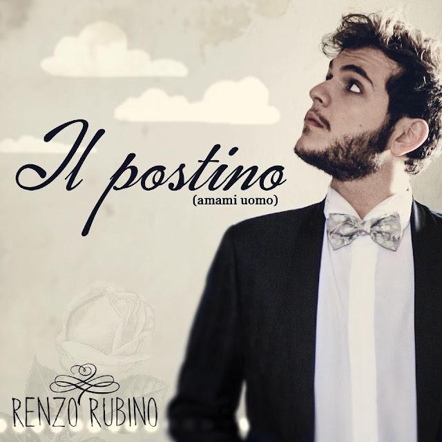 Cover Renzo Rubino - Il Postino (Amami Uomo)