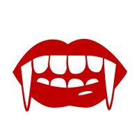 Darkiss! Il bacio del vampiro, logo