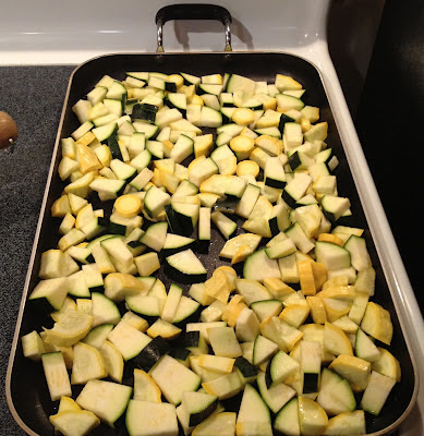Zucchini Casserole