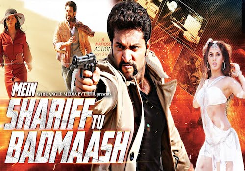 Main Shariff Tu Badmaash 2015 Hindi Dubbed Full Movie Download