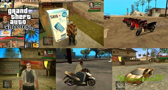 GTA Indonesia