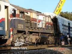 CHOQUE DE TRENES: CULPAS COMPARTIDAS