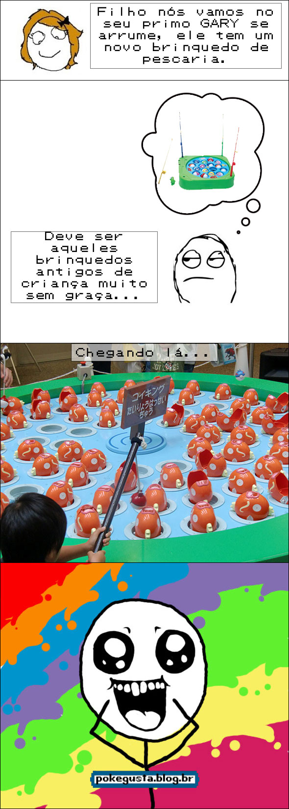 magikarp brinquedo