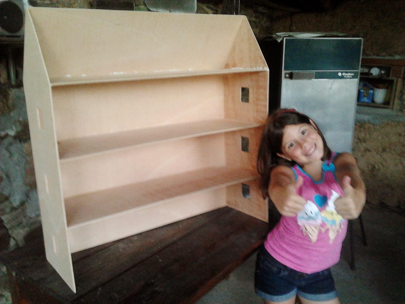 El navegante errante como hacer una casa de mu ecas paso - Como construir una casa paso a paso ...