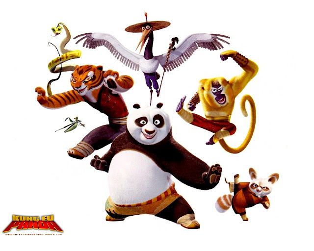 kung fu panda 1 wallpaper 4