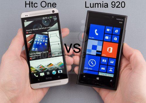 Un bel test comparativo sulla qualità e sulla stabilizzazione dell'immagine della fotocamera del Htc One e del Nokia Lumia 920