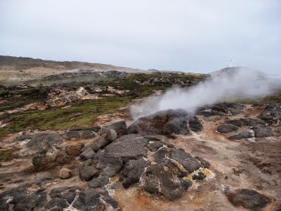 ACID RAIN: Disadvantages Of Geothermal Energy