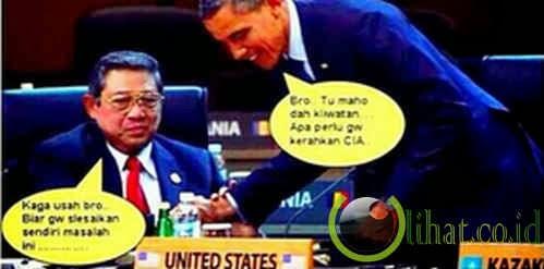 Sampai Obama Ikutan