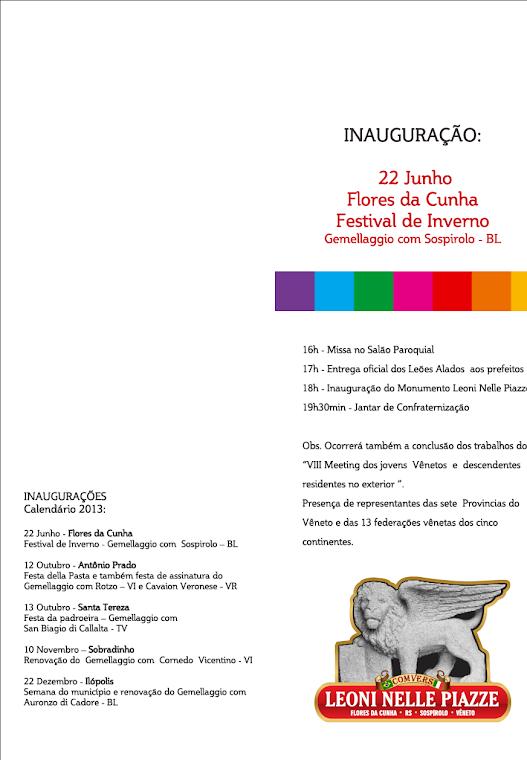 Convite Verso