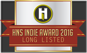 'Queen' Long-Listed for HNS Indie Book of the Year