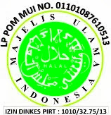 Biyancakes resmi Halal & terdaftar PIRT