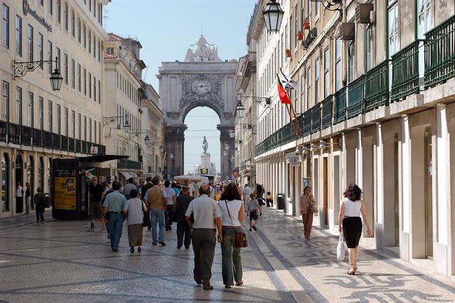 Onde comprar roupa em Lisboa