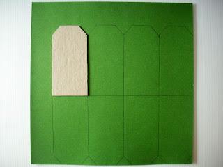 tags+on+cardstock DIY Christmas Gift Tags Tutorial