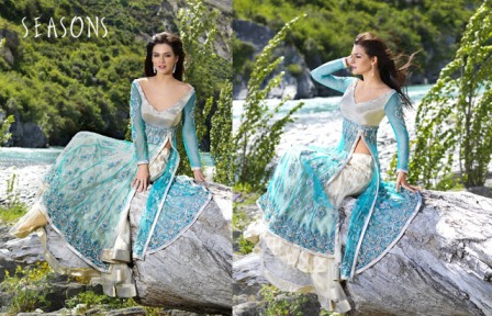 Fancy-Lehenga-Choli-for-Girls