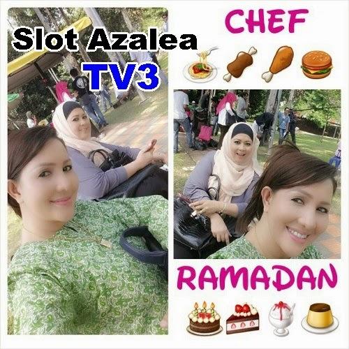 Drama Chef Ramadan TV3 Slot Azalea, pelakon dan gambar Chef Ramadan TV3, review drama Chef Ramadan TV3, drama tv bulan puasa ramadhan 2015, Ketuk-Ketuk Ramadhan 2015, Talha Harith - Chef Azrin, Muntazar Ghufran – Izzy, Firdaus Ghufran – Amin, Wan Sharmila - Ustazah Murni