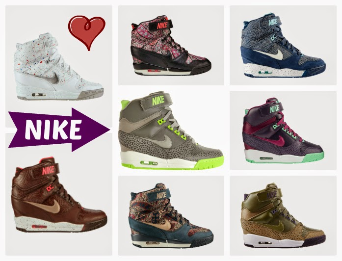 lowest price 525a1 658ea nike air force con zeppa