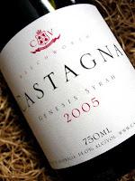 Bottle image - Castagna Genesis Syrah 2005