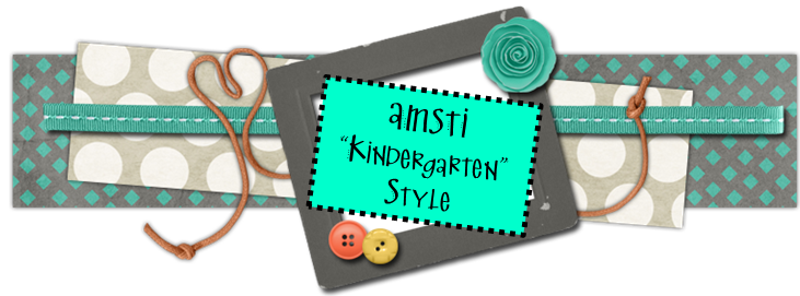 AMSTI Kindergarten Style