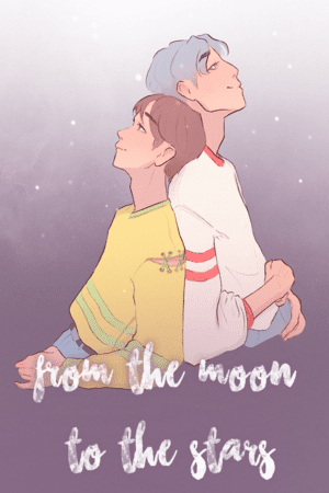 From the Moon to the Stars Manga
