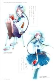 Bungaku Shoujo Fantasy Artbook Manga