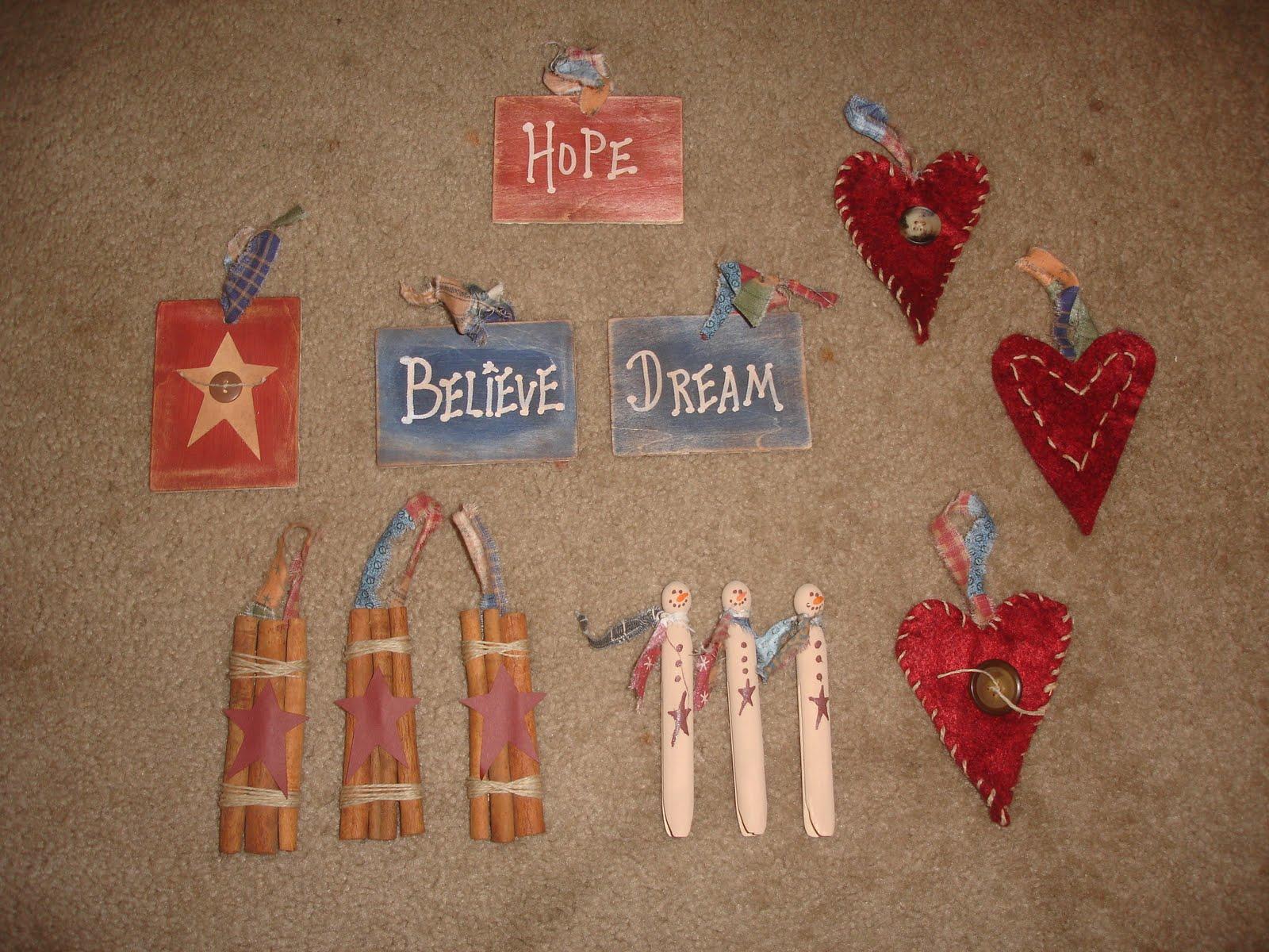 Primitive christmas craft ideas myideasbedroom com