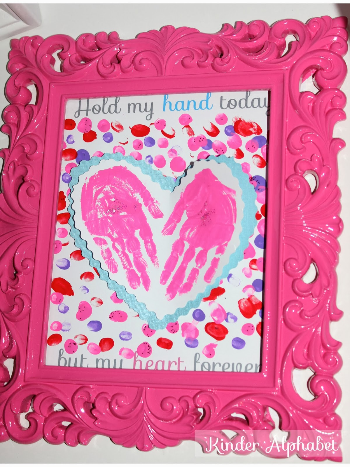valentine's day craft elementary