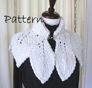 http://www.ravelry.com/patterns/library/leaf-capelet-leaf-caplet