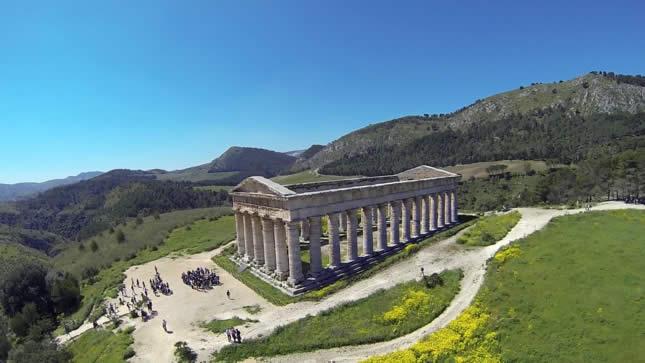 Segesta - Calatafimi-Segesta, Sicily, Italy