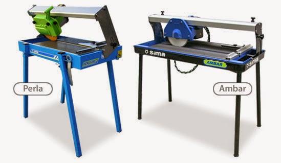 Máy cưa cắt vật liệu xây dựng Perla & Ambar