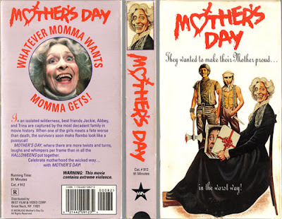Mothers Day VHS Box (old school!)