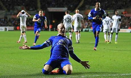 Prediksi Everton vs Swansea City