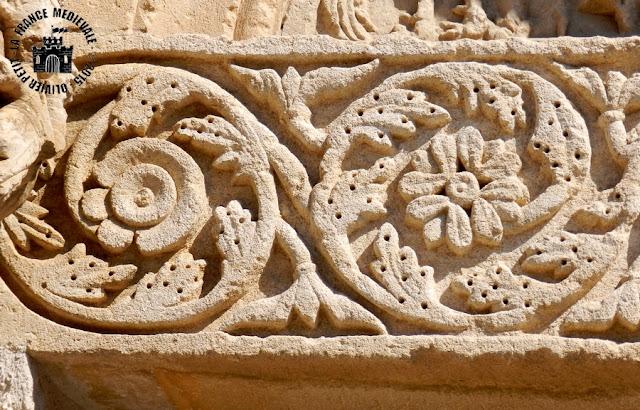 SAINTE-JALLE (26) - Eglise romane Notre-Dame-de-Beauvert (Extérieur)