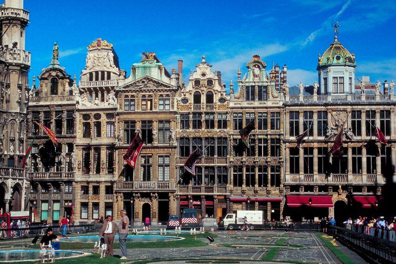 Bέλγιο