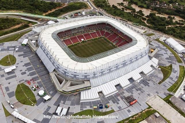 arena pernambuco, arena cidade da copa, world cup venues, football venues, sooccer venues, fifa, football, fifa 2014