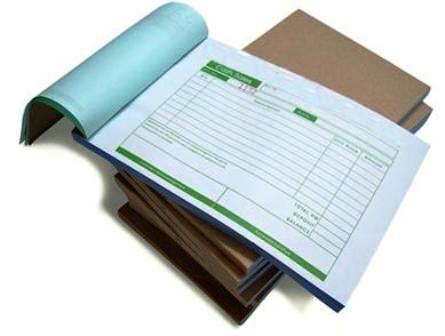 Jasa Percetakan Invoice Nota Bon Surat Jalan Kwitansi Harga - Invoice jasa