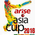 Asia Cup 2016 Schedule,Teams,Players,Points Table