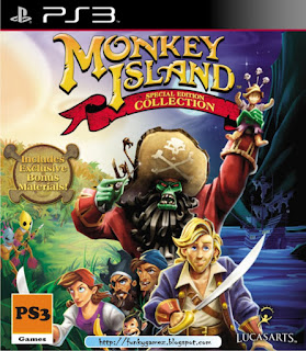 MONKEY ISLAND COLLECTION PS3