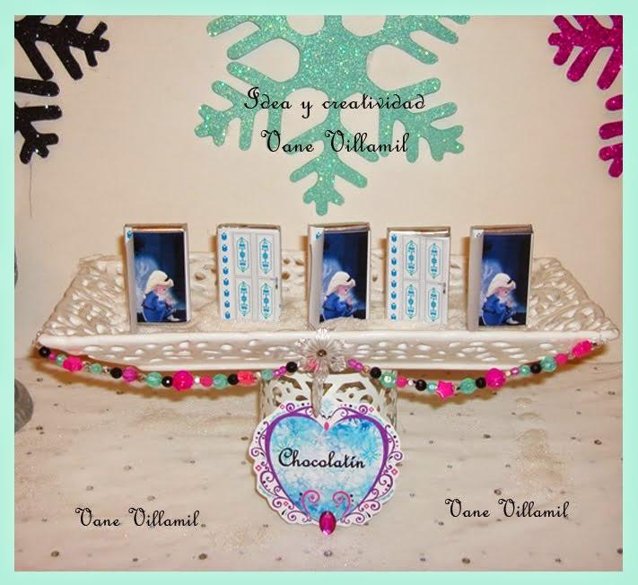 Diseños creativos para los chocolatines