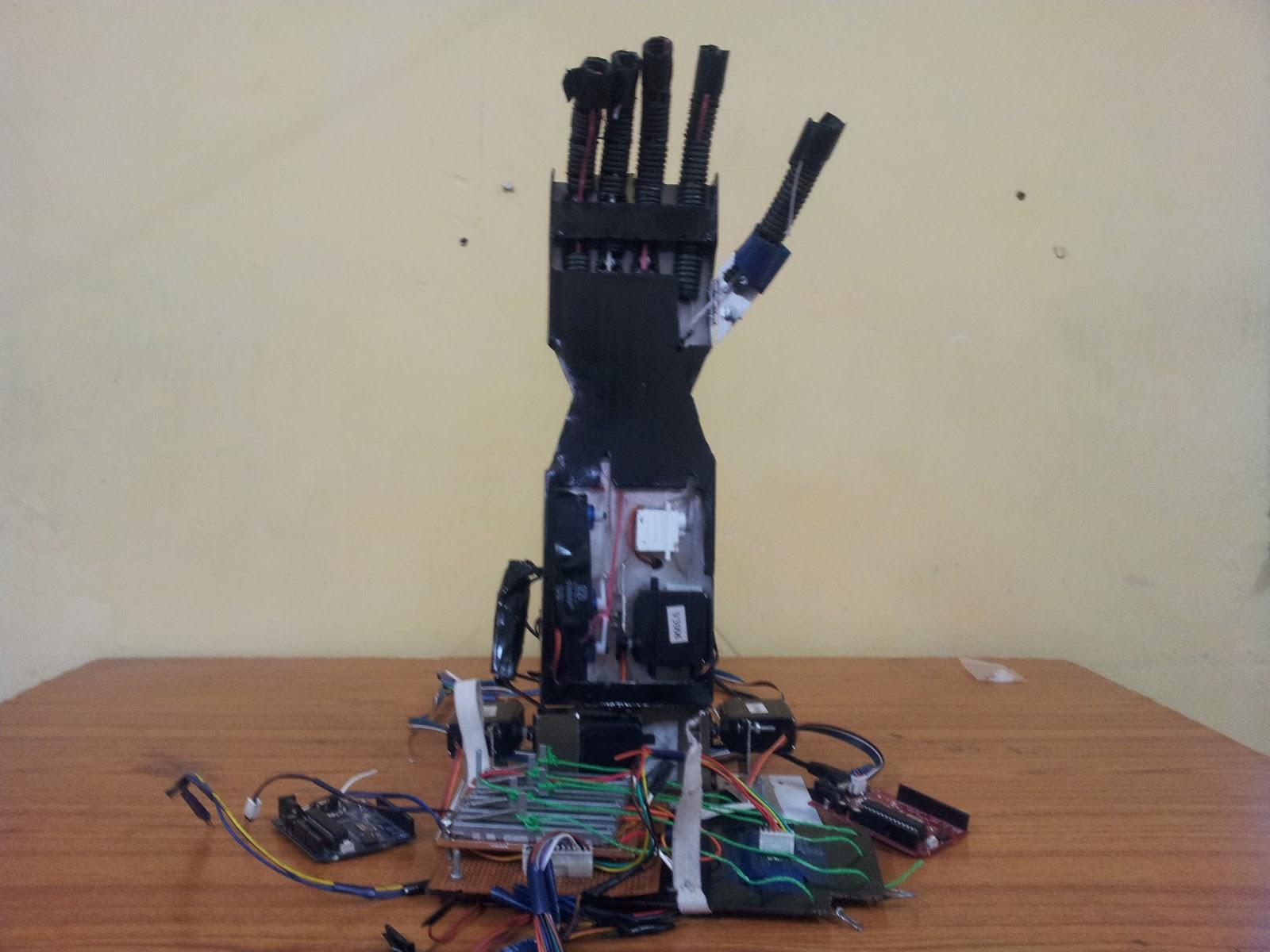 Gesture Controlled Robot Robotaccelerometer Based 2embeddedrobotics