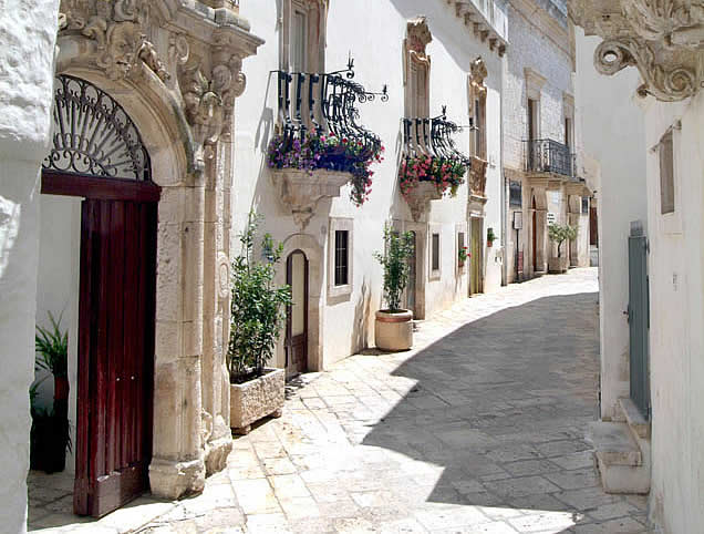 Locorotondo, Bari, Puglia, Italy